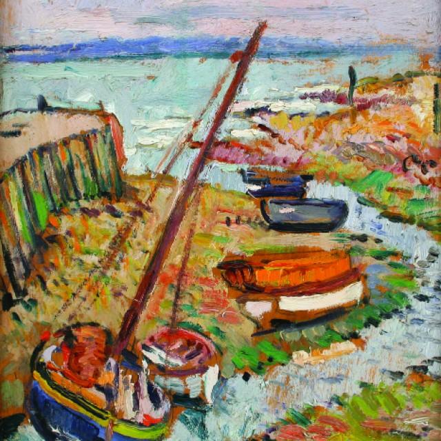 Harbour, Largo 1922-24