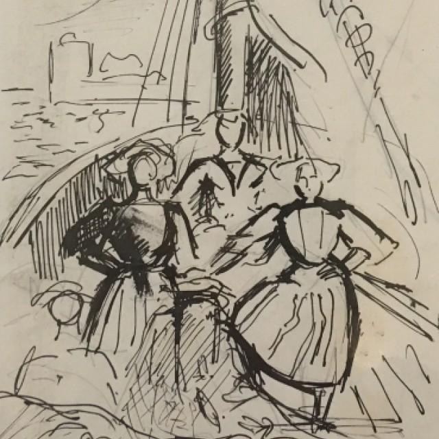 French Fisherwomen