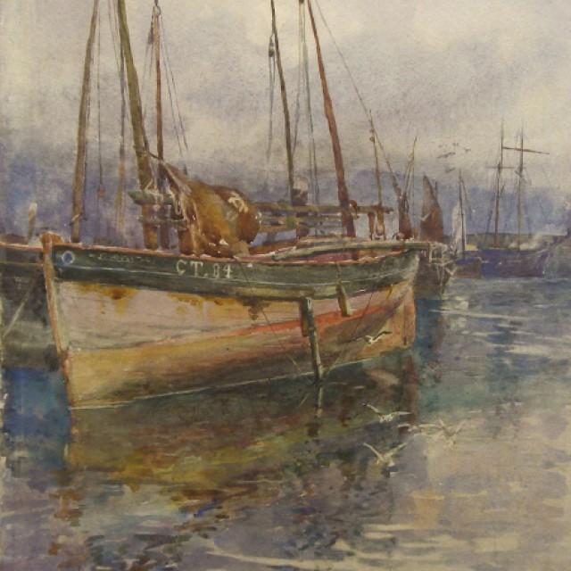 Castletown Fishing Boats
