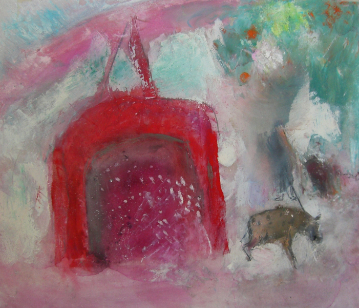 Red Tent and Hyena