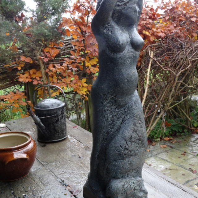 Stone Woman (Shapes of Eve)