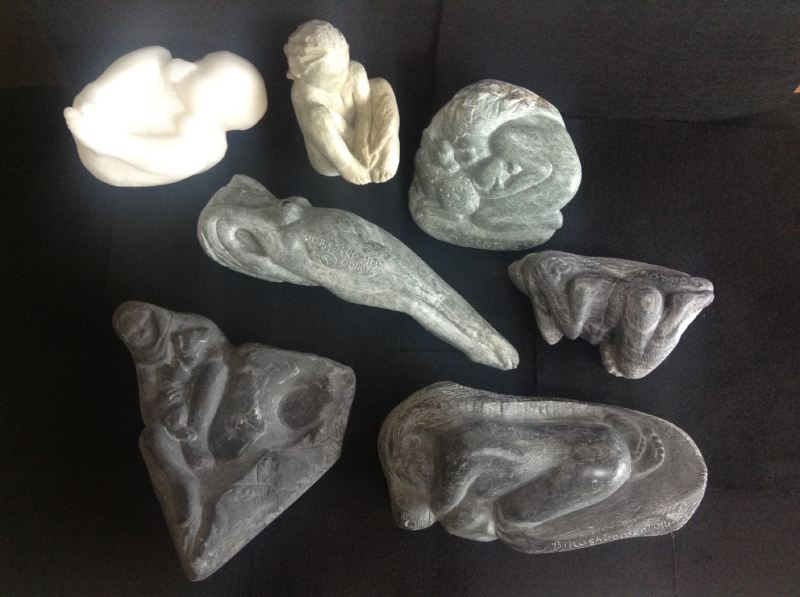 Seven Selves (group of 7 individual stones)