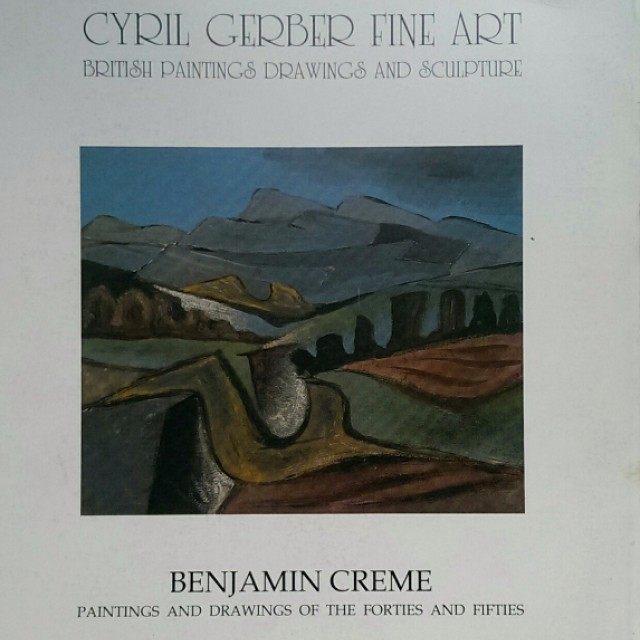 Benjamin Creme: Paintings and Drawings of the Forties and Fifties