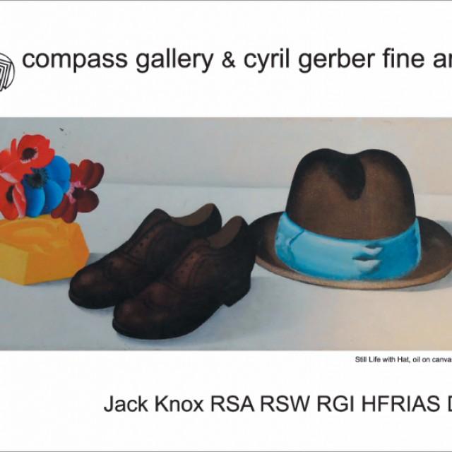 Jack Knox RSA RSW RGI HFrias D.Litt