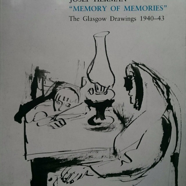 Josef Herman -Memory of Memories - The Glasgow Drawings 1940-43