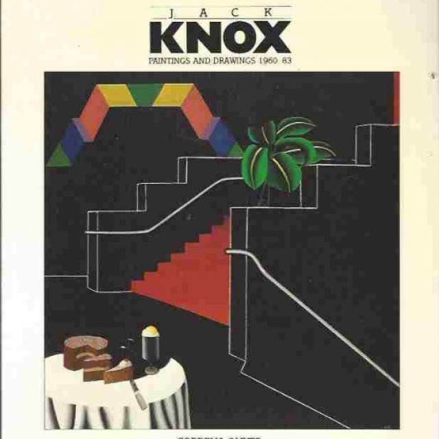 Jack Knox - Paintings & Drawings 1960-83 (Third Eye Centre exhibition catalogue