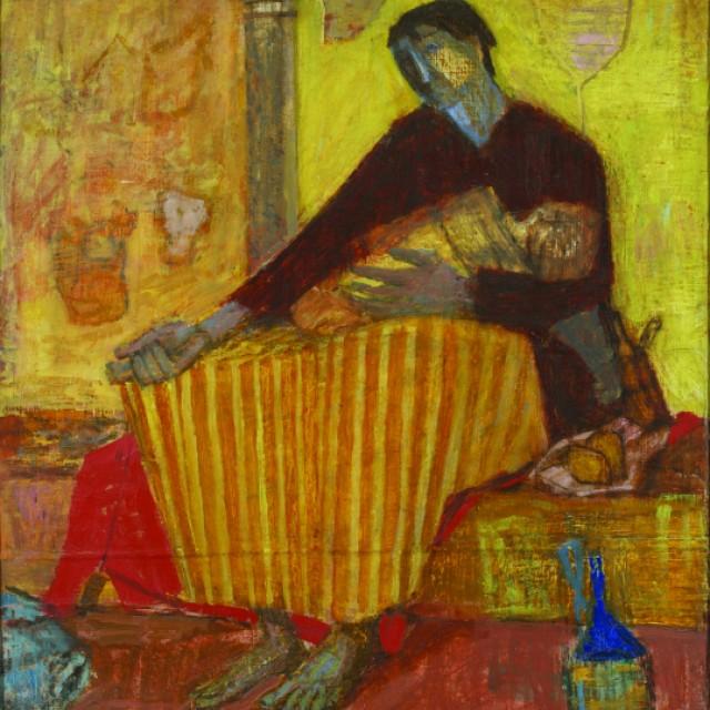 Venetian Beggar No. 2