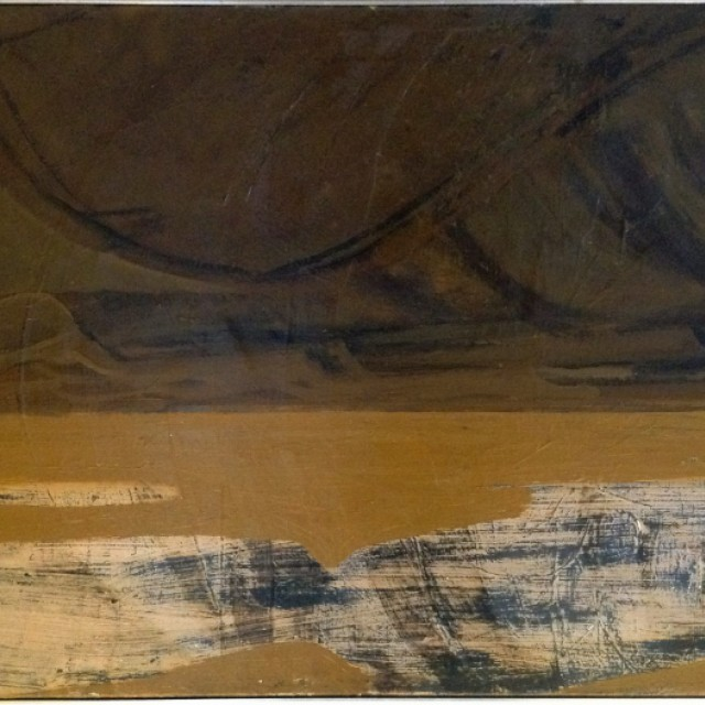 Sea Painting II, 1969