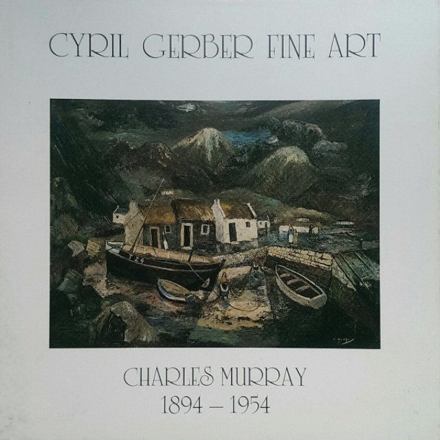 Charles Murray: Paintings, Drawings and Etchings