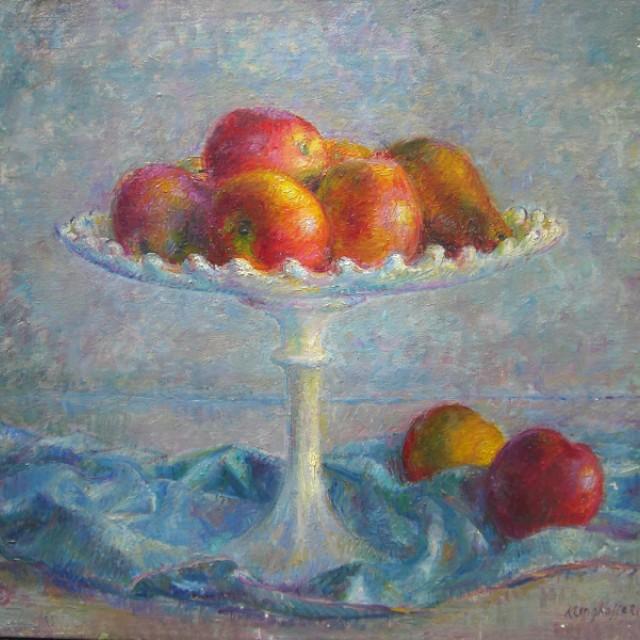 Bowl of Fruit, 1966