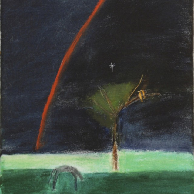 Craigie Aitchison RA : Paintings