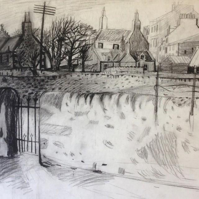 Houses and Walls, Millport, i