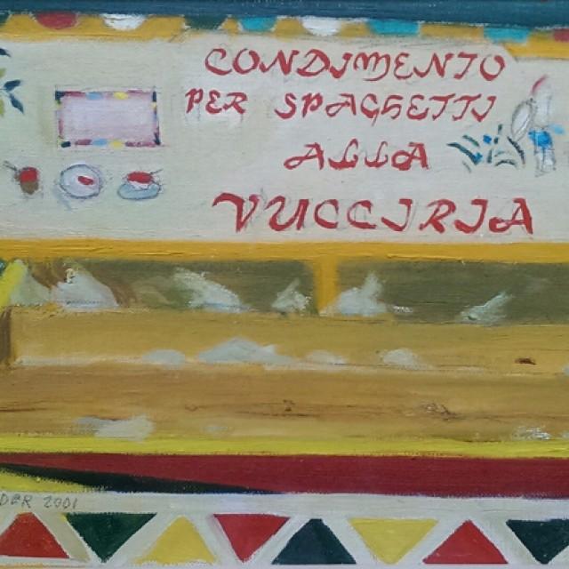 Spices, Palermo Market