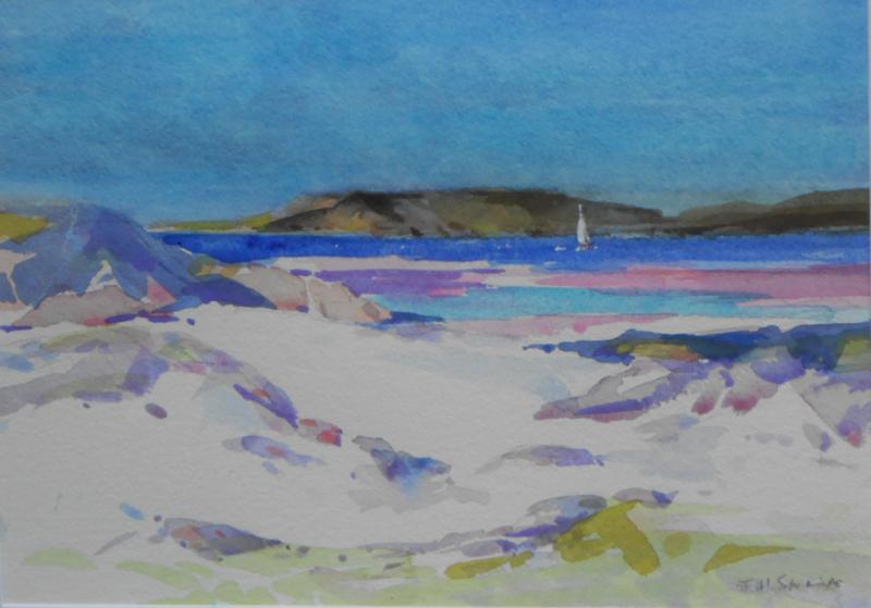 Western Isles Landscape