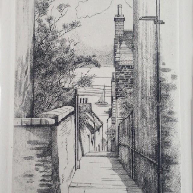 Manse Lane, Stromness