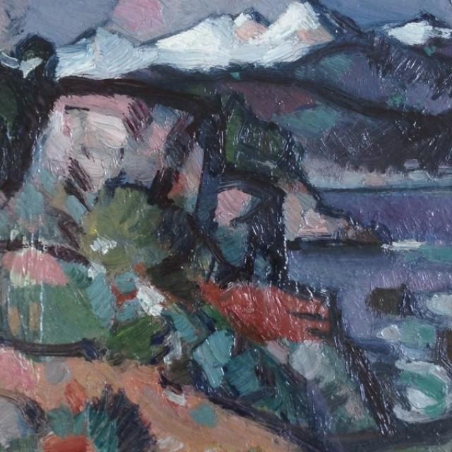Les Alpes Maritimes, c 1910