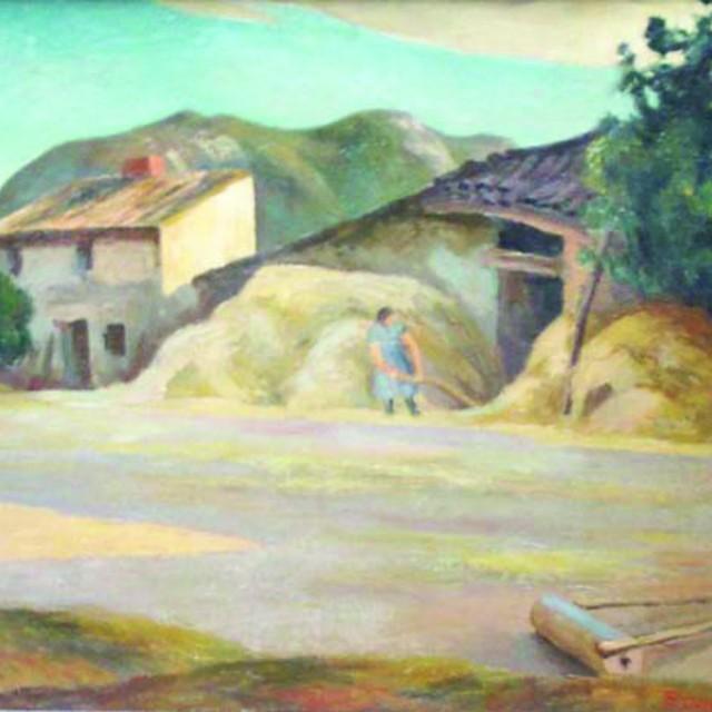 Provencal Farmyard