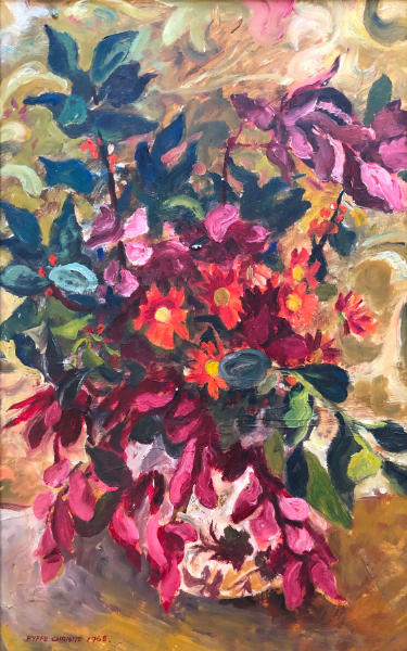 Red Bouquet, 1968