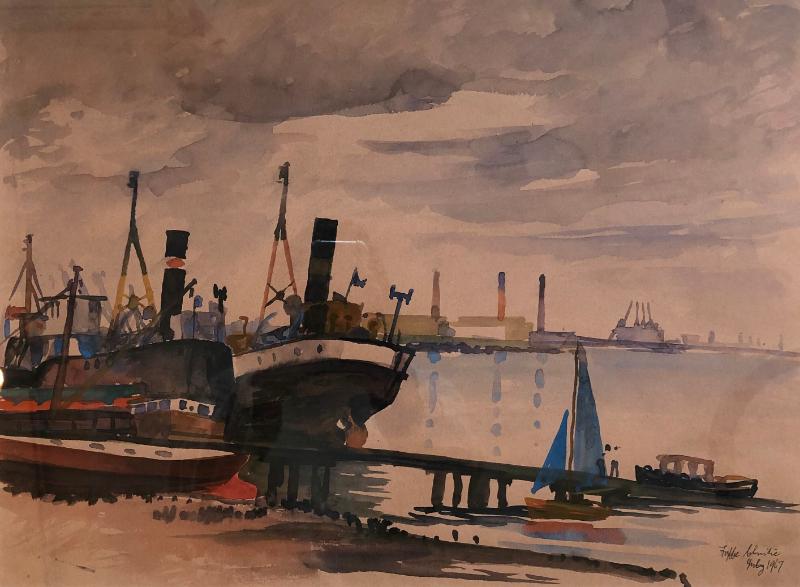 Thames Reach, 1967