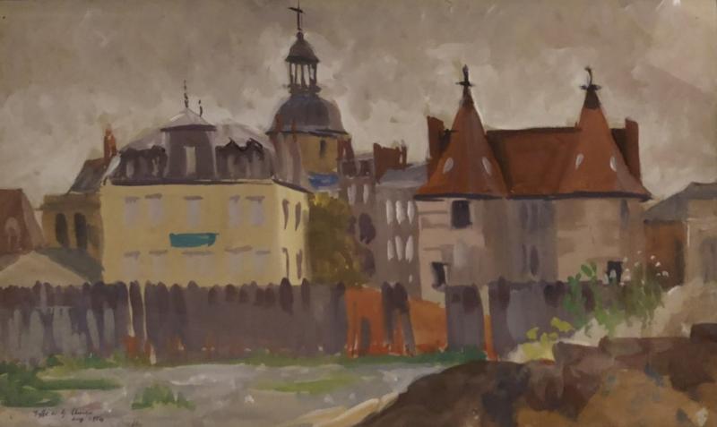 Dieppe, 1954