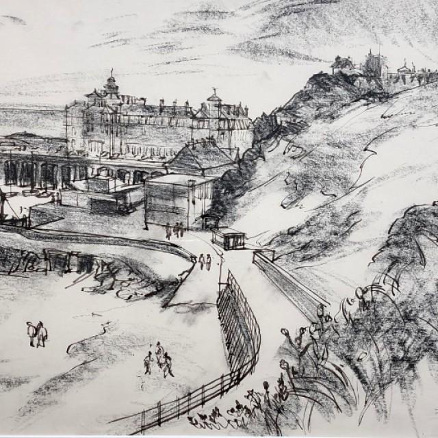 Folkestone Harbour, 1967