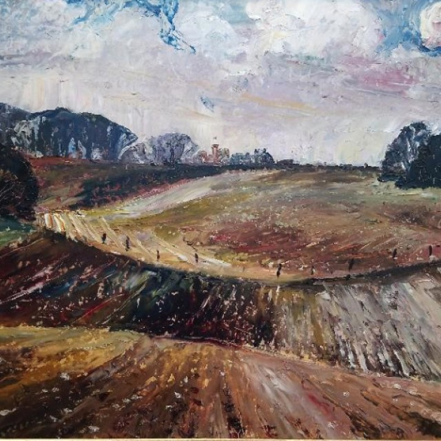 Ploughed Fields, 1968