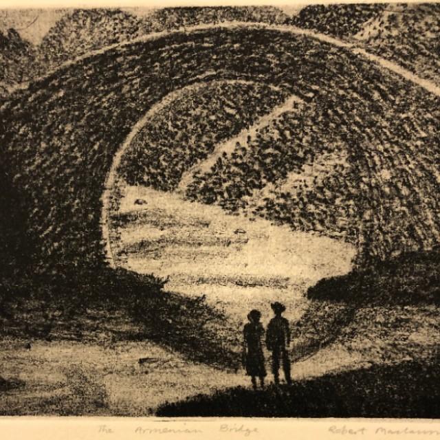 The Armeniam Bridge, 1993