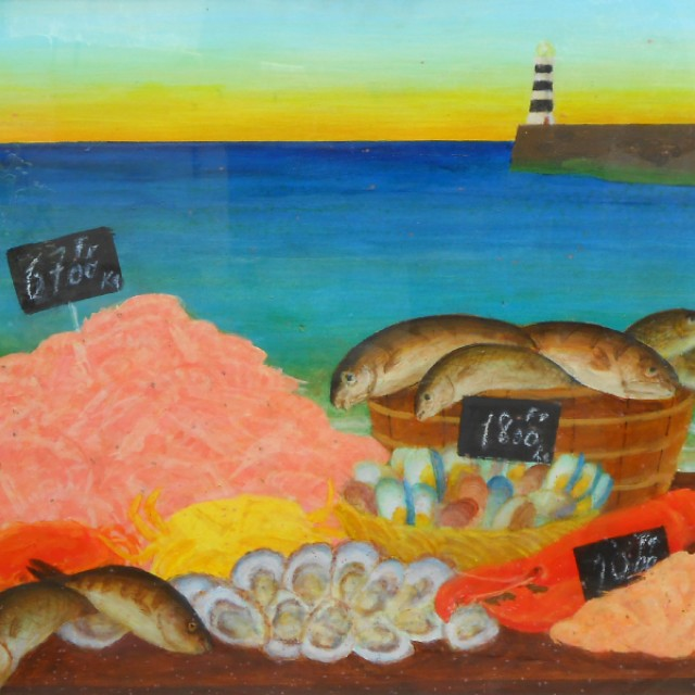 Seafood Stall 2009