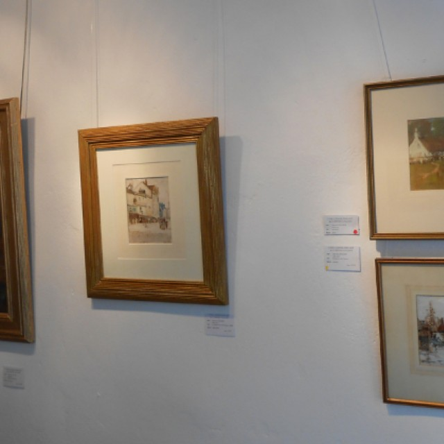 Exhibition in situ