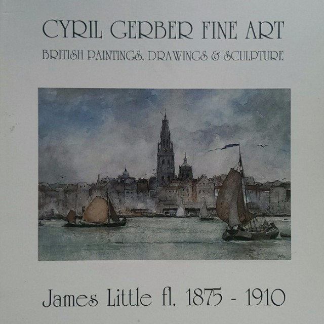 Exhibition catalogue cover