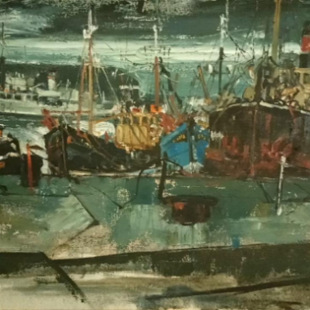 James Watt Dock, Greenock