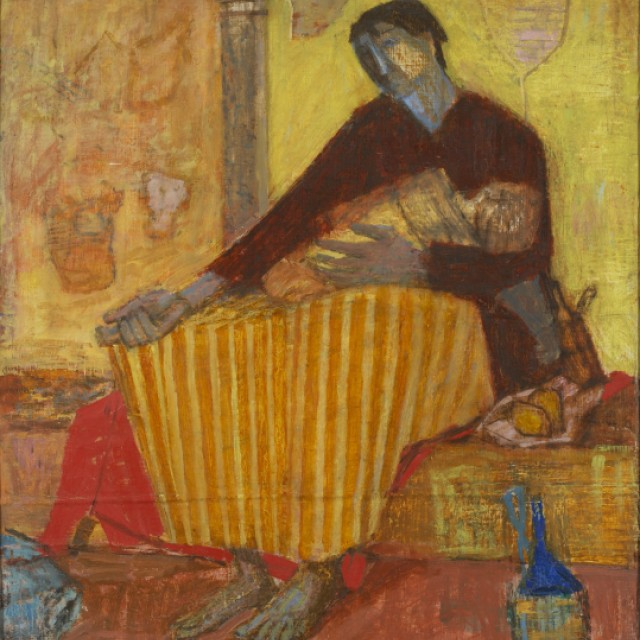 Venetian Beggar