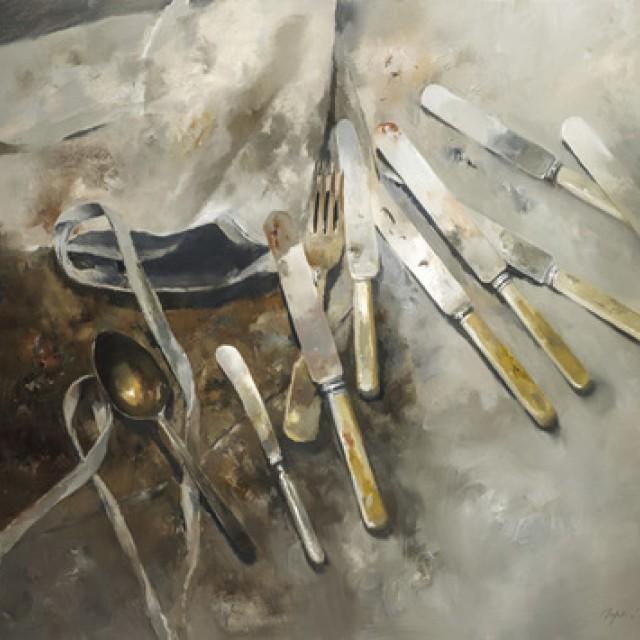 Knives and Apron, No.1