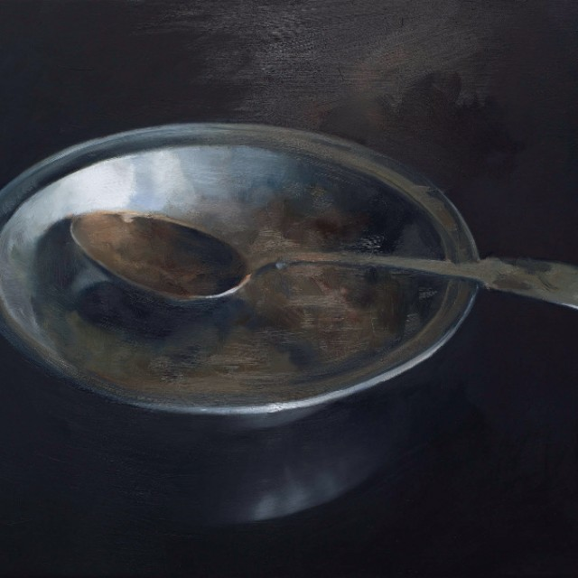 Spoon & Plate