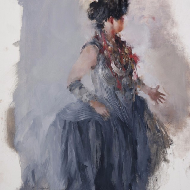 John Macfarlane : at the Edge of The Wings, Set and Costume Drawings and Paintings