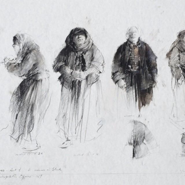 Women in Black - Tosca