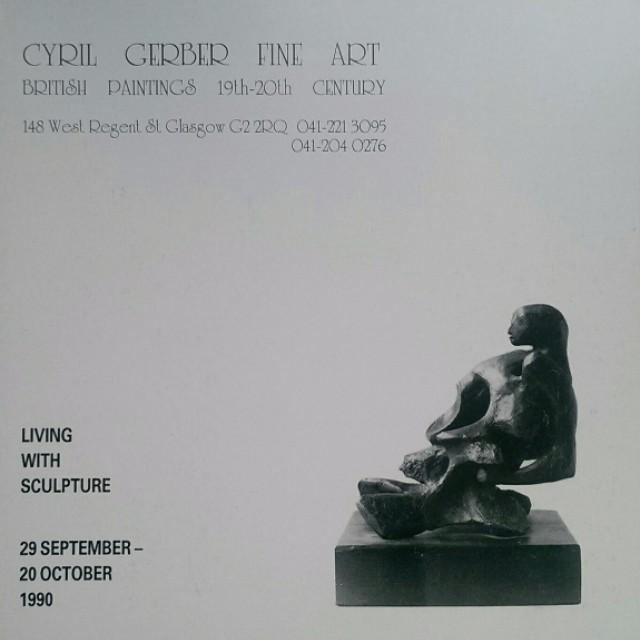 Exhibition catalogue cover