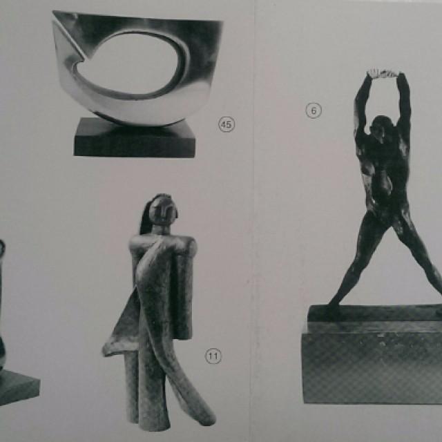 Exhibition catalogue page