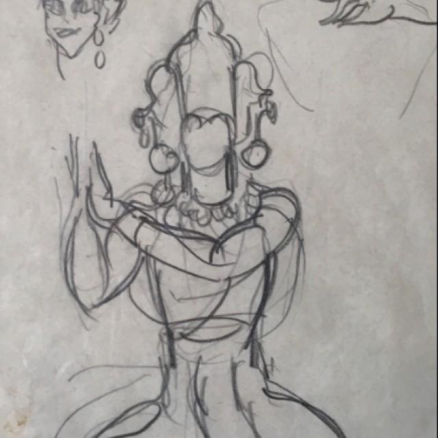 Asian Goddess (£1,400)