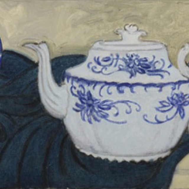 China Teapot & Jugs, 1985