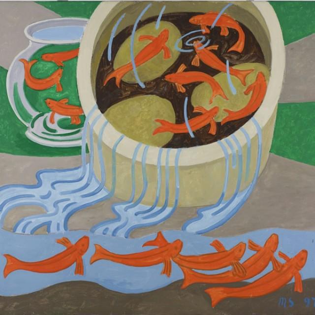 Goldfish 4, 1997