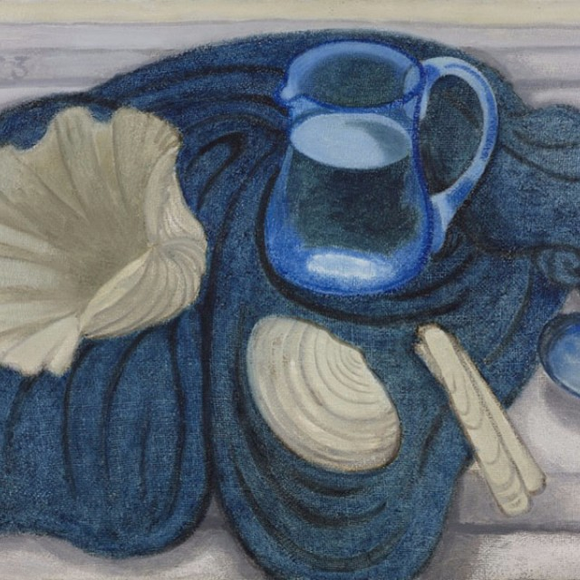 The Blue Water Jug, 1983