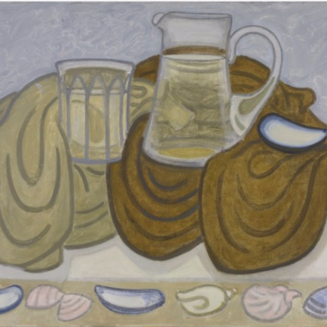 Water Jug & Shells, 1980