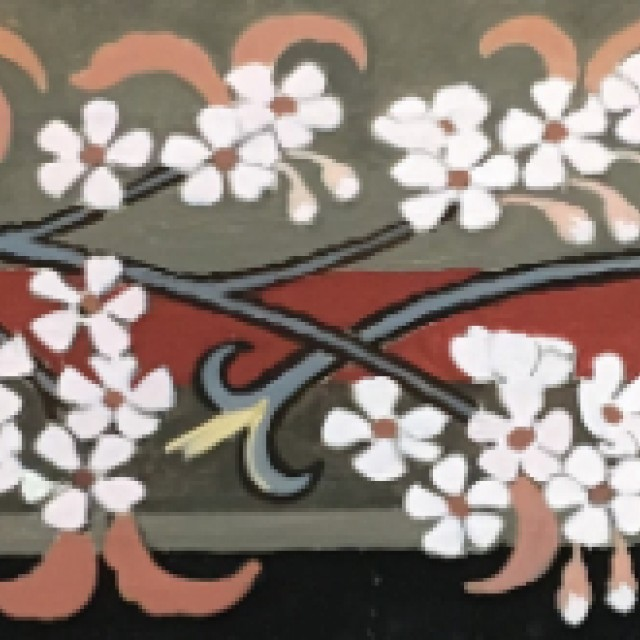Cherry Blossom 4, 1990