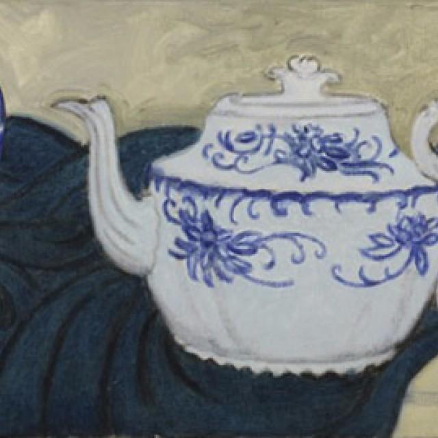 China Teapot & Jugs, 1985