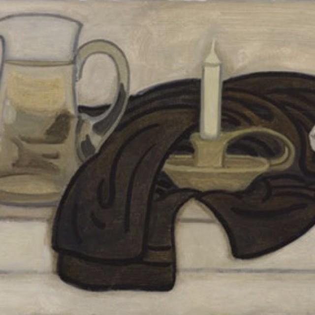 Large Still Life, Arran, 1980