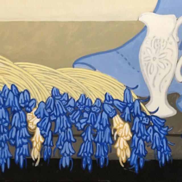 Bluebells & White Jug 2, 1992