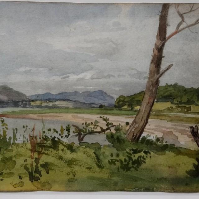 Clyde Coastal Scene