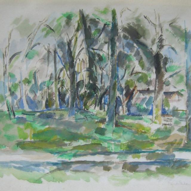 Landscape, 1946