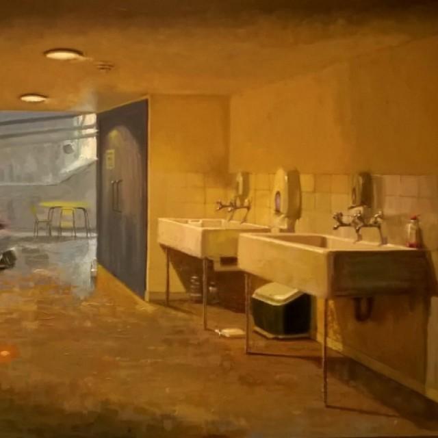 Briggait Wash Area